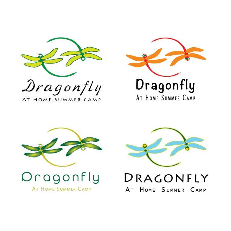 Logo design color exploration